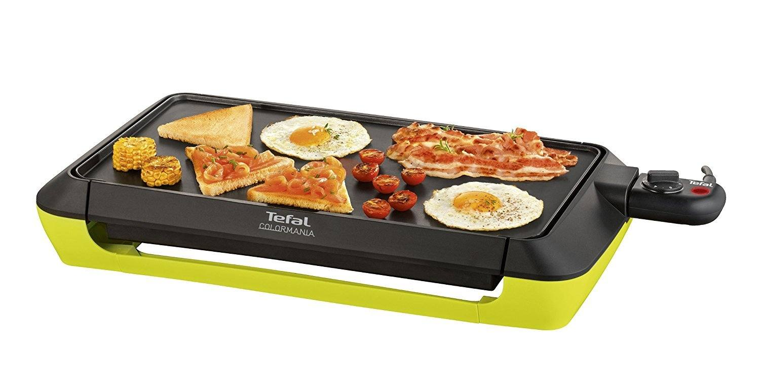 Plancha Tefal Colormania